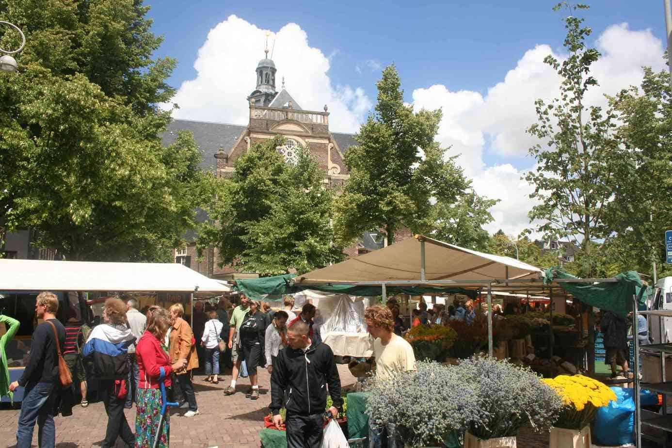 Noordermarkt, Amsterdam   ENJOY! The Good Life
