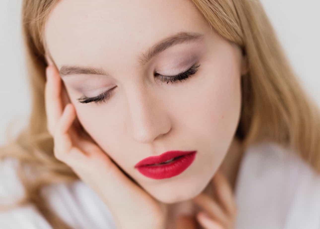 Het geheim van rode lipstick?