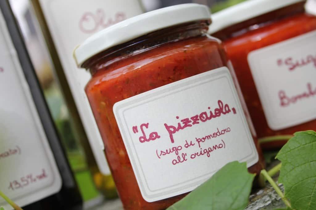 Fattoria La Vialla Pizzaoila