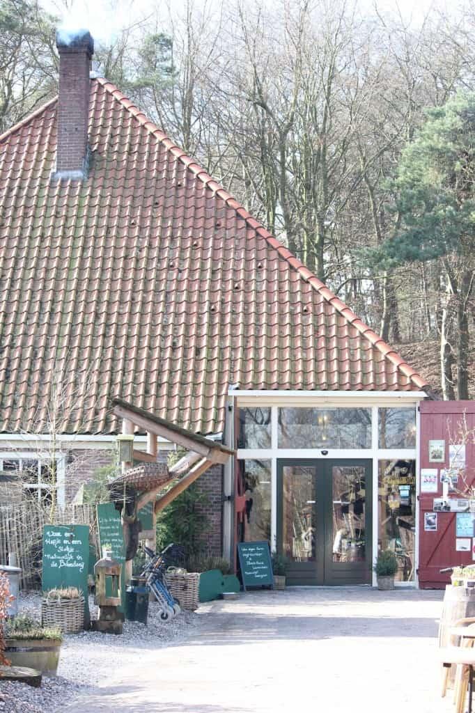 Gasterij Kruisberg entree