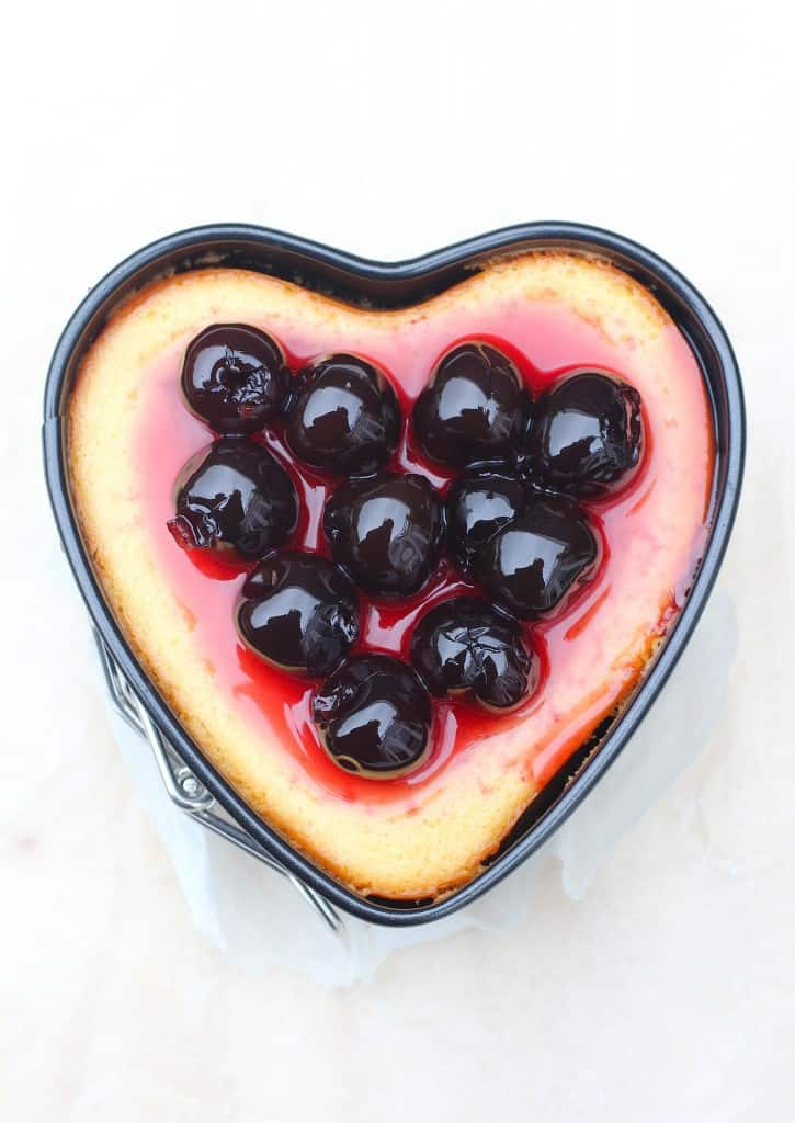 Mini cheesecake met Amarena kersen | ENJOY! The Good Life