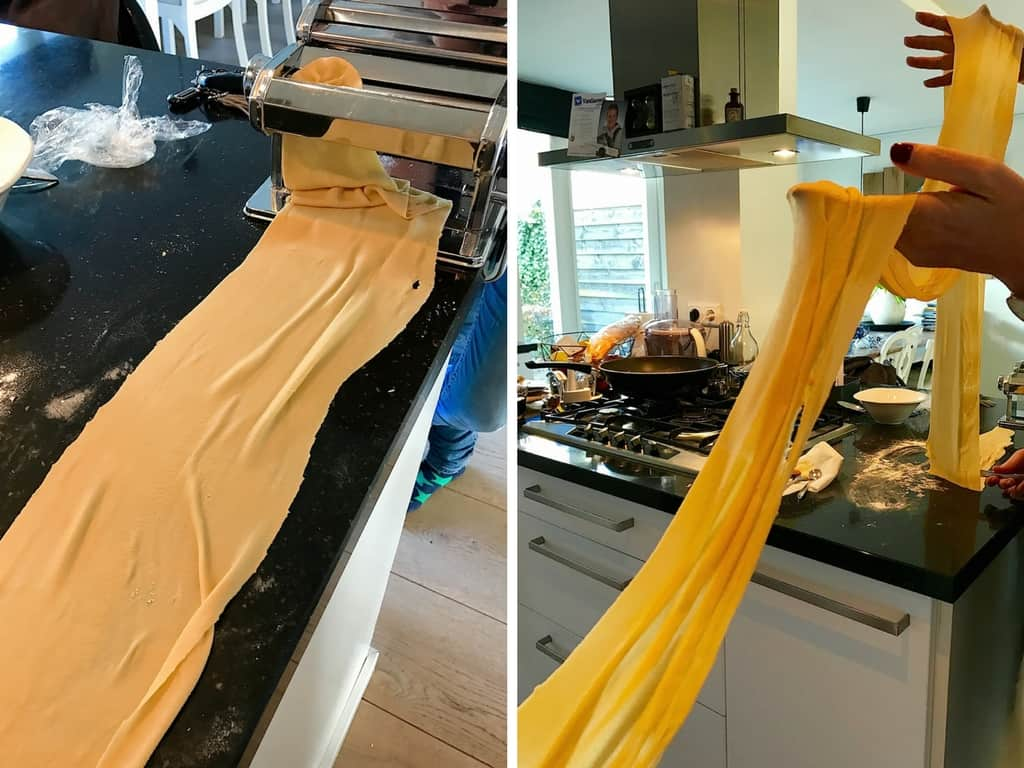 ZELF PASTA MAKEN | ENJOY! The Good Life