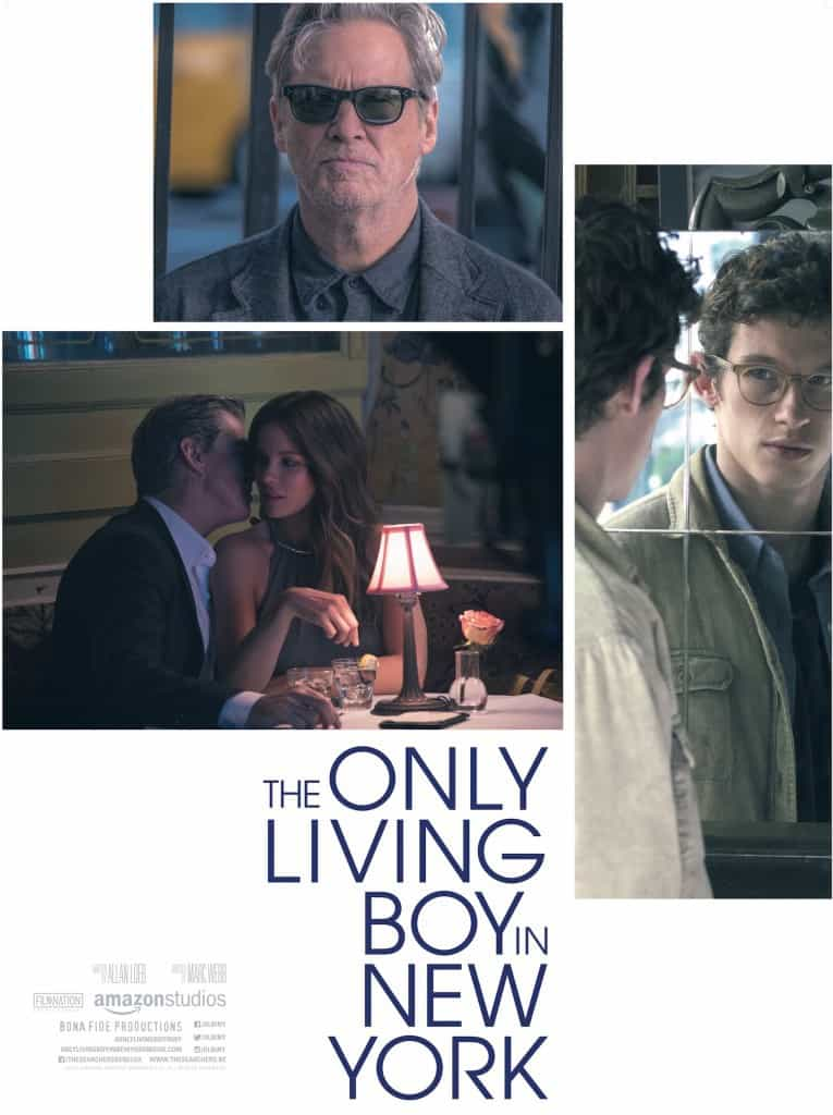 FILMREVIEW: The Only Living Boy in New York | ENJOY! The Good Life