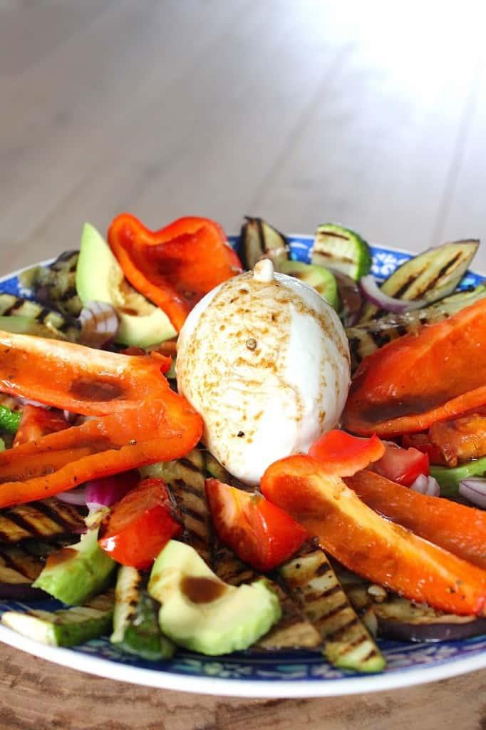 Gegrilde groenten uit de oven | ENJOY! The Good Life