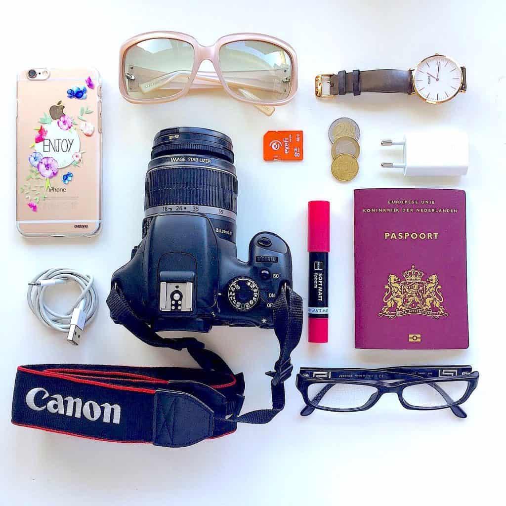 Vakantie checklist voor vliegvakantie binnen Europa   ENJOY! The Good Life