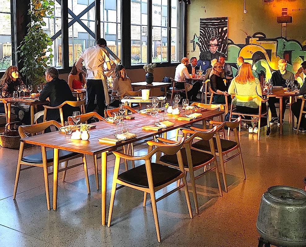 Credo, het beste restaurant van Noorwegen