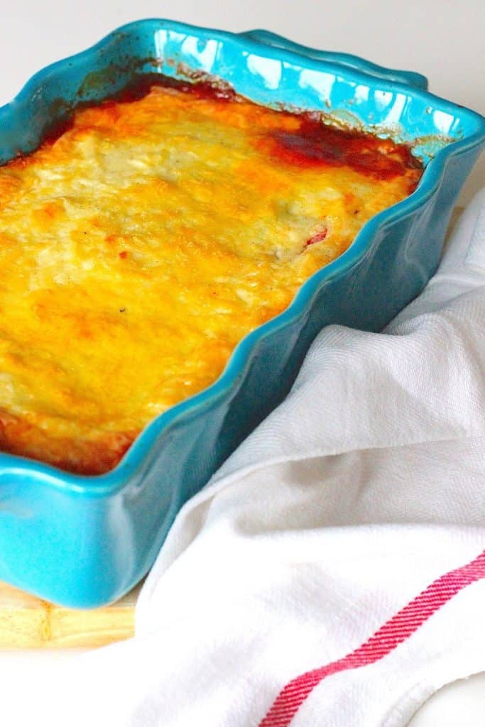 Vegetarische lasagne van gegrilde groenten | ENJOY! The Good Life