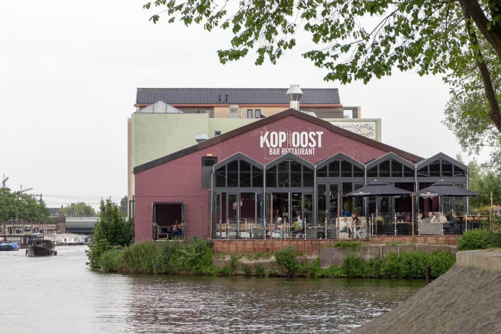 De Kop van Oost, Amsterdam. Een fijne plek aan het water   ENJOY! The Good Life