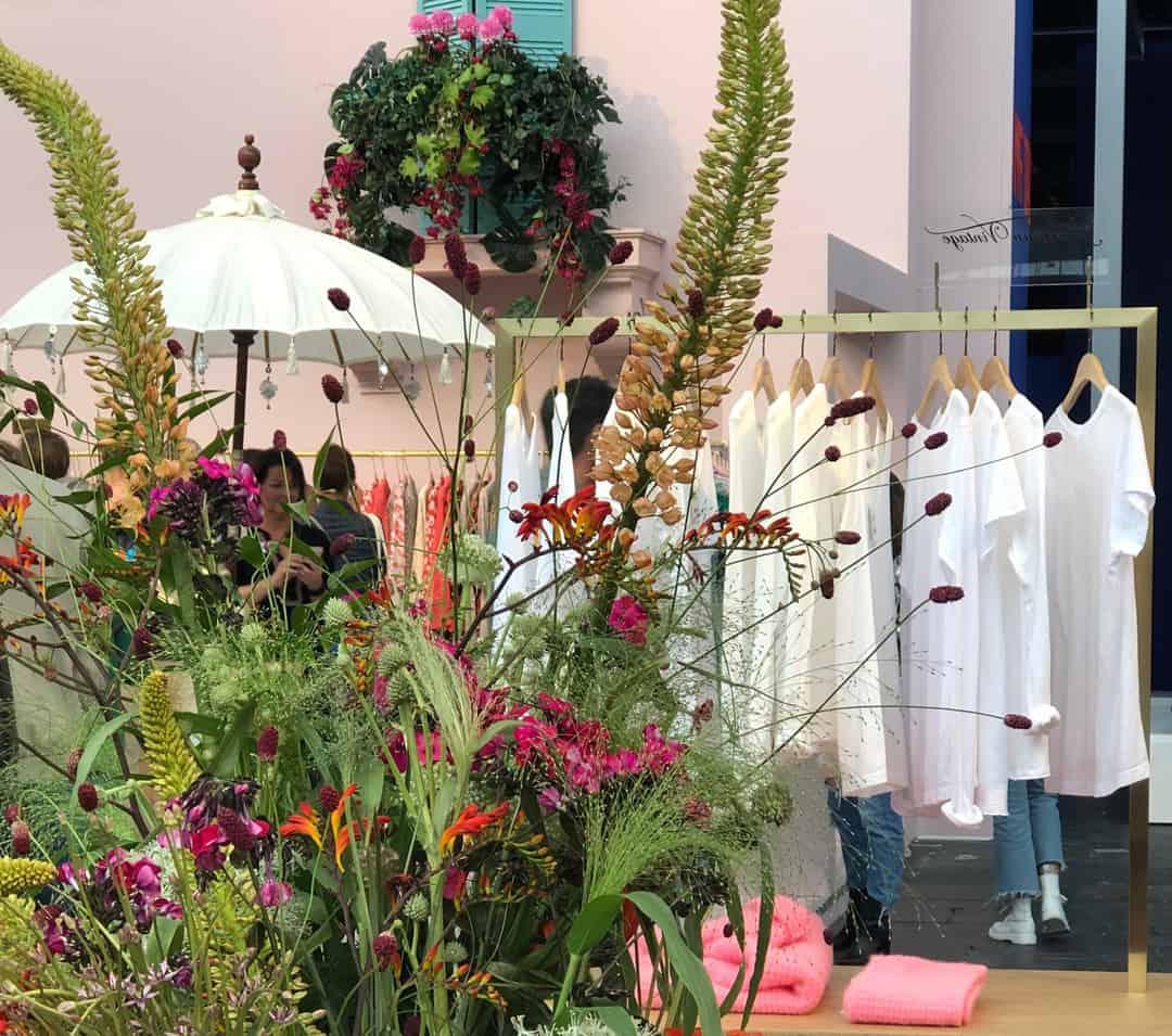 De Modefabriek, voor de trends van volgend jaar.