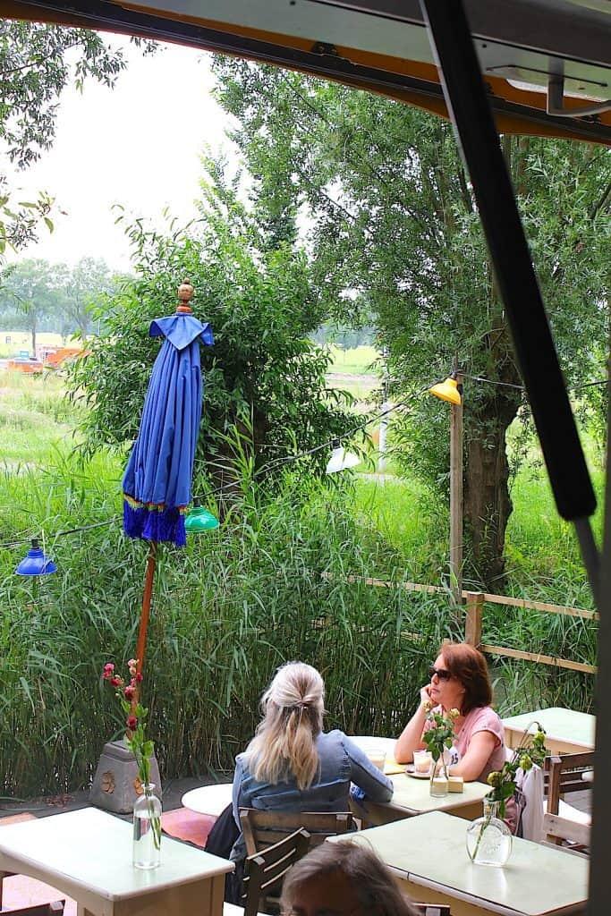Cantina bij het Rijk van de Keizer in Amsterdam-West   ENJOY! The Good Life