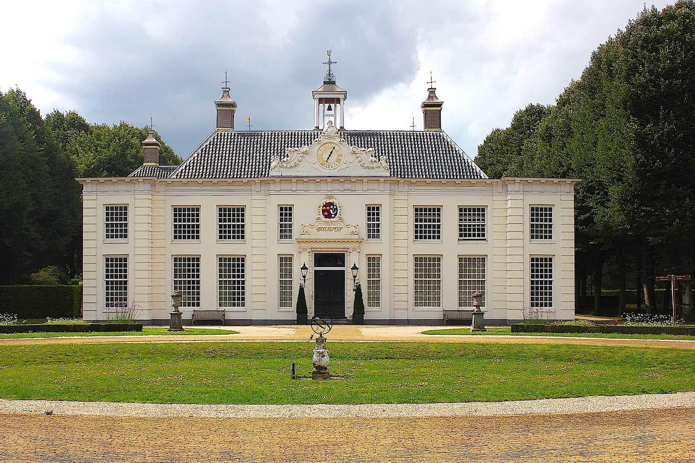 Buitenplaats Beeckestijn, dwalen over een achttiende eeuws landgoed