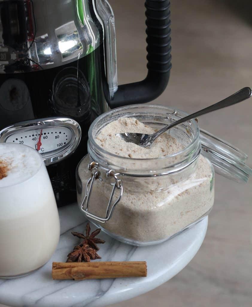 Chai tea latte | ENJOY! The Good Life