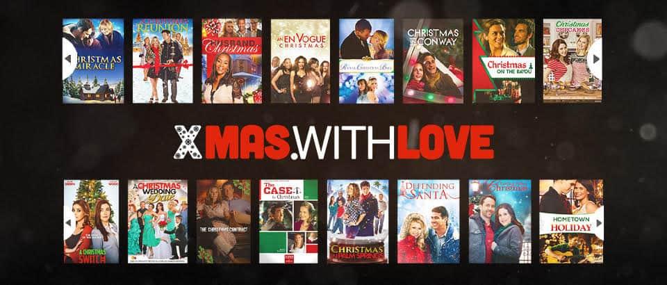 Xmas WithLove >> WINACTIE!! << Alle romantische kerstfilms binnen handbereik.   ENJOY! The Good Life