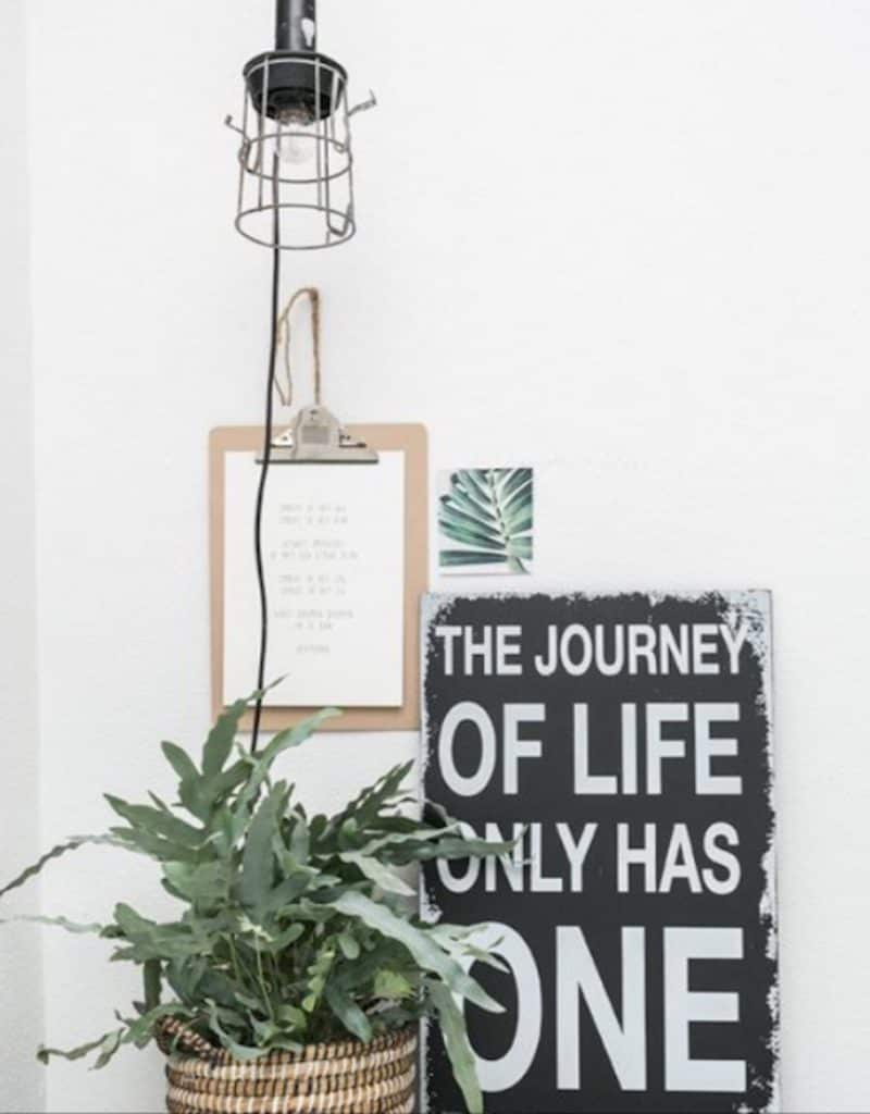 BINNENKIJKEN bij interieur styliste Angelique   ENJOY! The Good Life