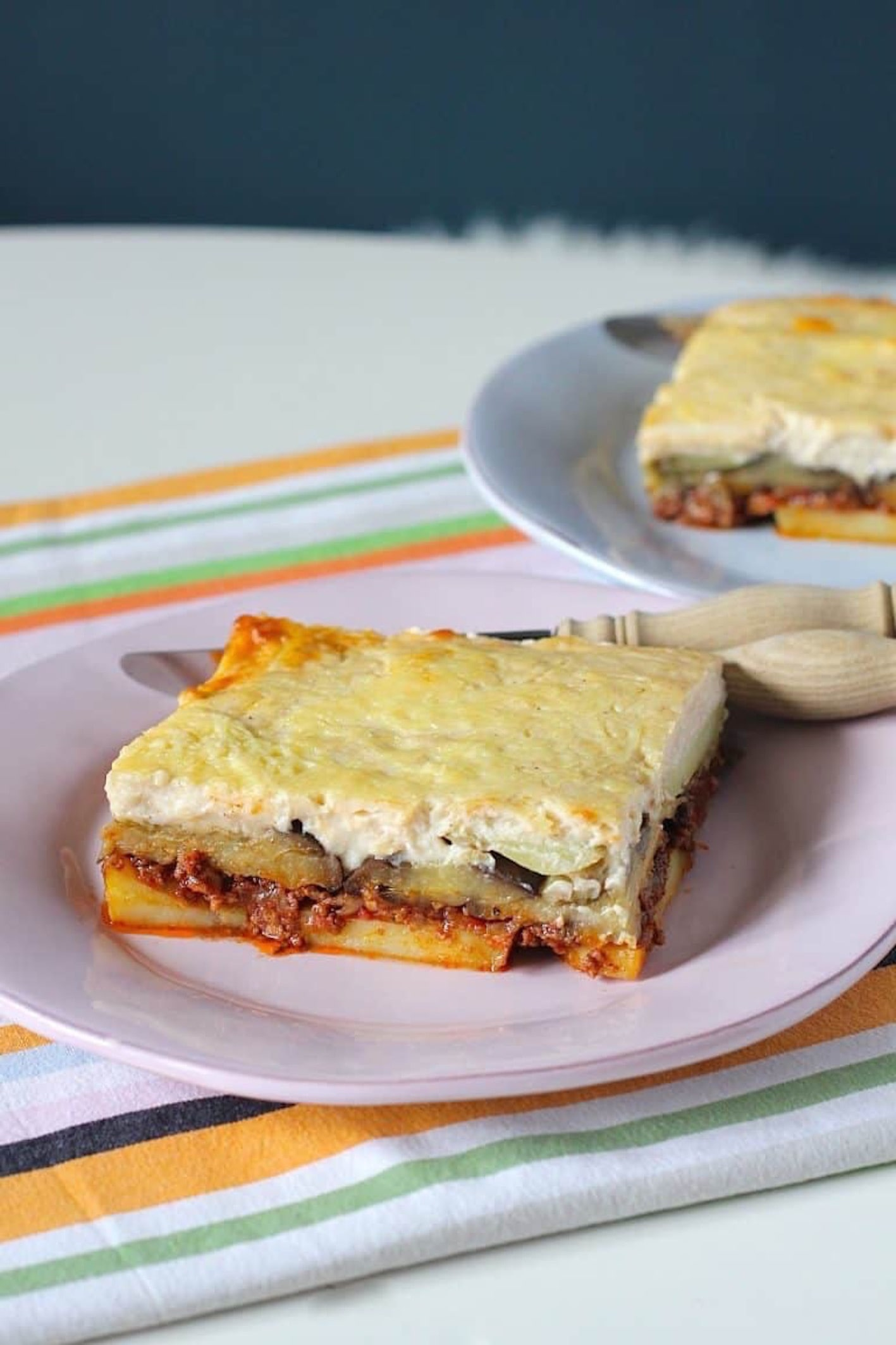 Griekse moussaka | ENJOY! The Good Life