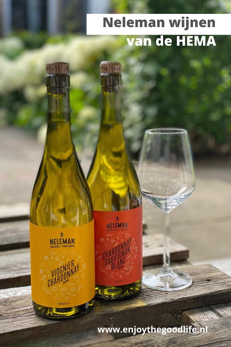 Neleman wijnen van de HEMA