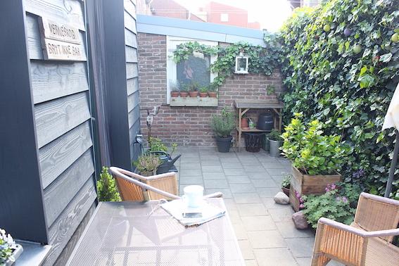 Ook een kleine tuin kan een droomplek zijn   ENJOY! The Good Life