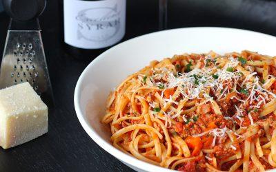 Pasta Bolognese, een klassieker én de favoriet van ENJOY!
