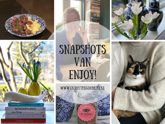 Snapshots week 4 en 5/2021