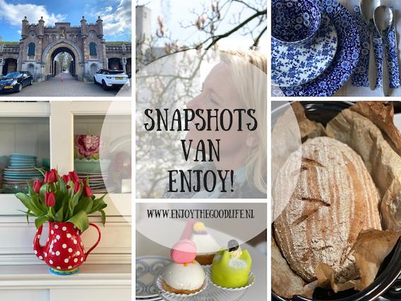 Snapshots week 10 t/m 14/2021