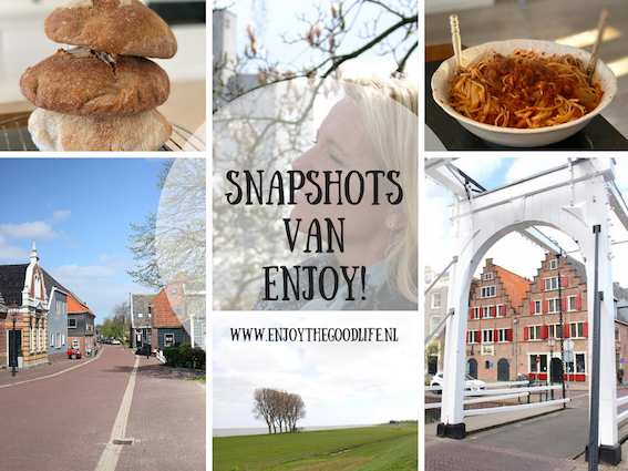 snapshots week 15/2021 | ENJOY! The Good Life