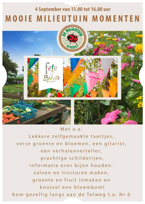 Fête de la Nature | ENJOY! The Good Life