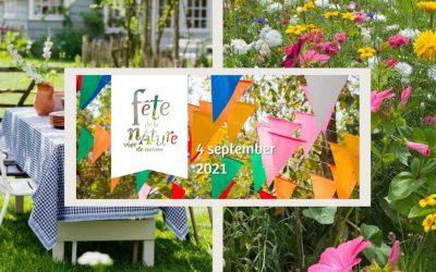Fête de la Nature – zaterdag 4-9-2021 in Uitgeest
